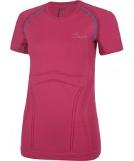 Dare2b Ladies Mollify Electric Pink T-Shirt