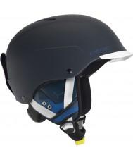 Cebe CBH94 Contest Visor Matte Blue Ski Helmet - 52-55cm