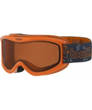 Bolle 21515 AMP Orange Monster - Citrus Dark Ski Goggles - 3-8 Years