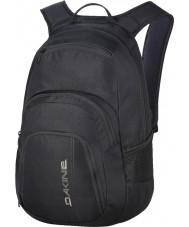 Dakine 8130056-BLACK-OS Black Campus Backpack 25L