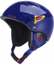 Bolle B-Kid Blue Ski Helmet