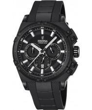 Festina F16971-1 Mens Chrono Bike Black Rubber Chronograph Watch