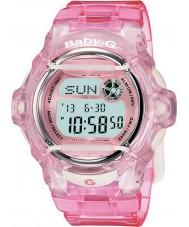 Casio BG-169R-4ER Ladies Baby-G Pink Digital Watch