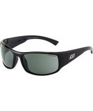 Dirty Dog 53337 Muzzle Black Sunglasses