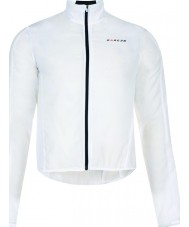 Dare2b Mens AEP Time Cut Race White Windshell