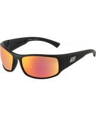 Dirty Dog 53339 Muzzle Black Sunglasses