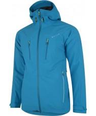 Dare2b Mens Stalwart Blue Jewel Waterproof Jacket