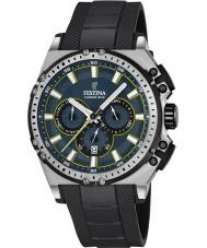 Festina F16970-3 Mens Chrono Bike Black Rubber Chronograph Watch