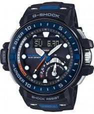Casio GWN-Q1000-1AER Mens G-Shock Radio Controlled Black Resin Strap Watch