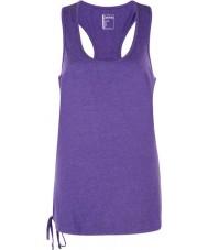 Dare2b Ladies Activise Royal Purple Marl Singlet