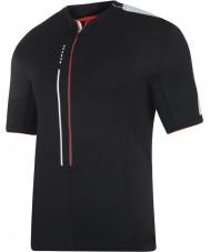 Dare2b DMT134-80040-XS Mens Astir Black Jersey T-Shirt - Size XS