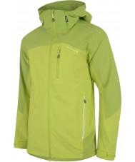Dare2b DMW119-65C90-XXL Mens Occlude Lime Zest Waterproof Jacket - Size XXL