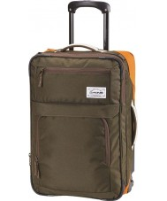 Dakine 10000782-TIMBER-81X Carry On Roller 40L Suitcase