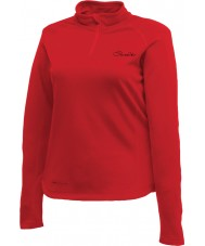 Dare2b Ladies Loveline II Red Core Stretch Midlayer