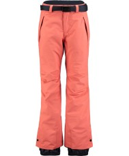Oneill 658018-3082-XL Ladies Star Burnt Sienna Ski Pants - Size XL