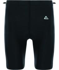 Dare2b DMJ066-80050-S Mens Saddle Sure Cycle Black Shorts - Size S