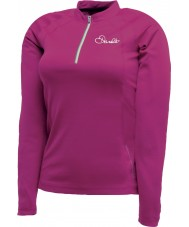 Dare2b Ladies Ardent Fuchsia Long Sleeve Top