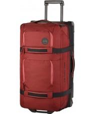 Dakine 10000784-BURNTROSE-81M Split Roller 85L Suitcase
