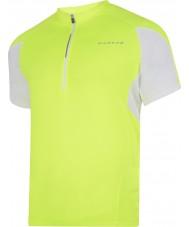 Dare2b Mens Commove Fluro Yellow Jersey T-Shirt