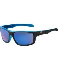 Dirty Dog 53353 Axle Black Sunglasses