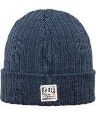 Barts 1388003 Mens Parker Navy Beanie
