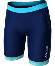 Zone3 Z16331 Ladies Lava Tri Shorts