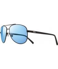 Revo RE5021 01BL 61 Shaw Sunglasses