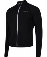 Dare2b Mens Enshroud Black Windshell