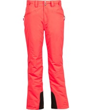 Protest 4610100-221-M-38 Ladies Kensington Pink Cerise Snow Pants - Size M (38)