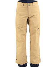 Oneill Mens Hammer Marl Brown Ski Pants