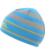 Dare2b DBC001-3CKCG3 Boys Heads Up Beanie Ski Hydro Blue Hat