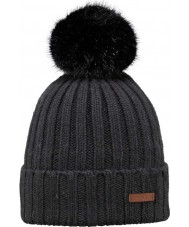 Barts 1703001 Ladies Linda Black Beanie
