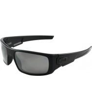 Oakley OO9239-06 Crankshaft Matte Black - Black Iridium Polarized Sunglasses
