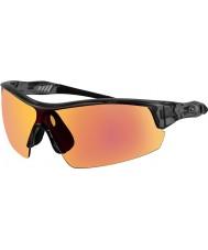 Dirty Dog 58077 Edge Black Sunglasses