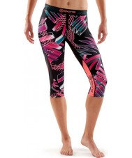 Skins Ladies DNAmic Junkyard Capri Tights