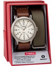 Timex TWG016100 Mens Expedition Scout Watch Gift Set