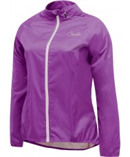 Dare2b Ladies Evident II Performance Purple Jacket