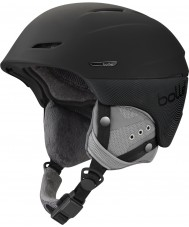 Bolle Millenium Soft Black and Grey Ski Helmet
