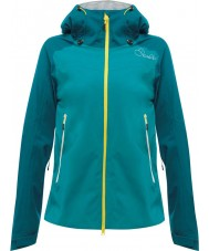 Dare2b DWW365-0FV20L Ladies Adduction Enamel Blue Jacket - Size UK 20 (XXXL)