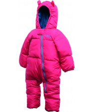 Dare2b DKP091-1Z0CA0 Kids Bugaloo Electric Pink Snowsuit - 0-6 months