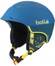 Bolle 31181 Synergy Soft Blue Ski Helmet - 58-61cm
