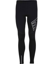 Newline Mens Compression Black Tights