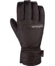 Dakine Mens Nova Short Black Gloves