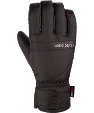 Dakine 1300330-BLACK-XL Mens Nova Short Black Gloves - Size XL