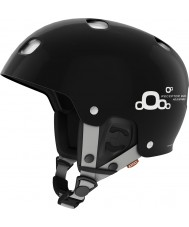 POC PO-66005 Receptor BUG Adjustable 2.0 Uranium Black Ski Helmet - 51-54cm