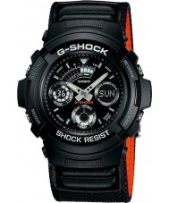 Casio AW-591MS-1AER Mens G-Shock Chronograph Sports Watch