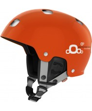 POC Receptor BUG Adjustable 2.0 Orange Ski Helmet