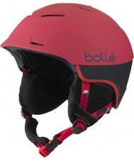 Bolle 31182 Synergy Soft Red Ski Helmet - 54-58cm