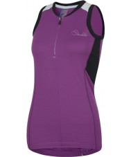 Dare2b Ladies Fervor Purple Jersey Top