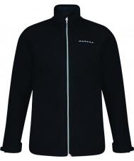 Dare2b Mens Assailant Black Softshell Jacket